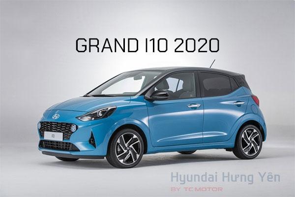 Hyundai i10 2020 sắp bán ra tại Anh từ đầu tháng sau, giá từ 382 triệu đồng