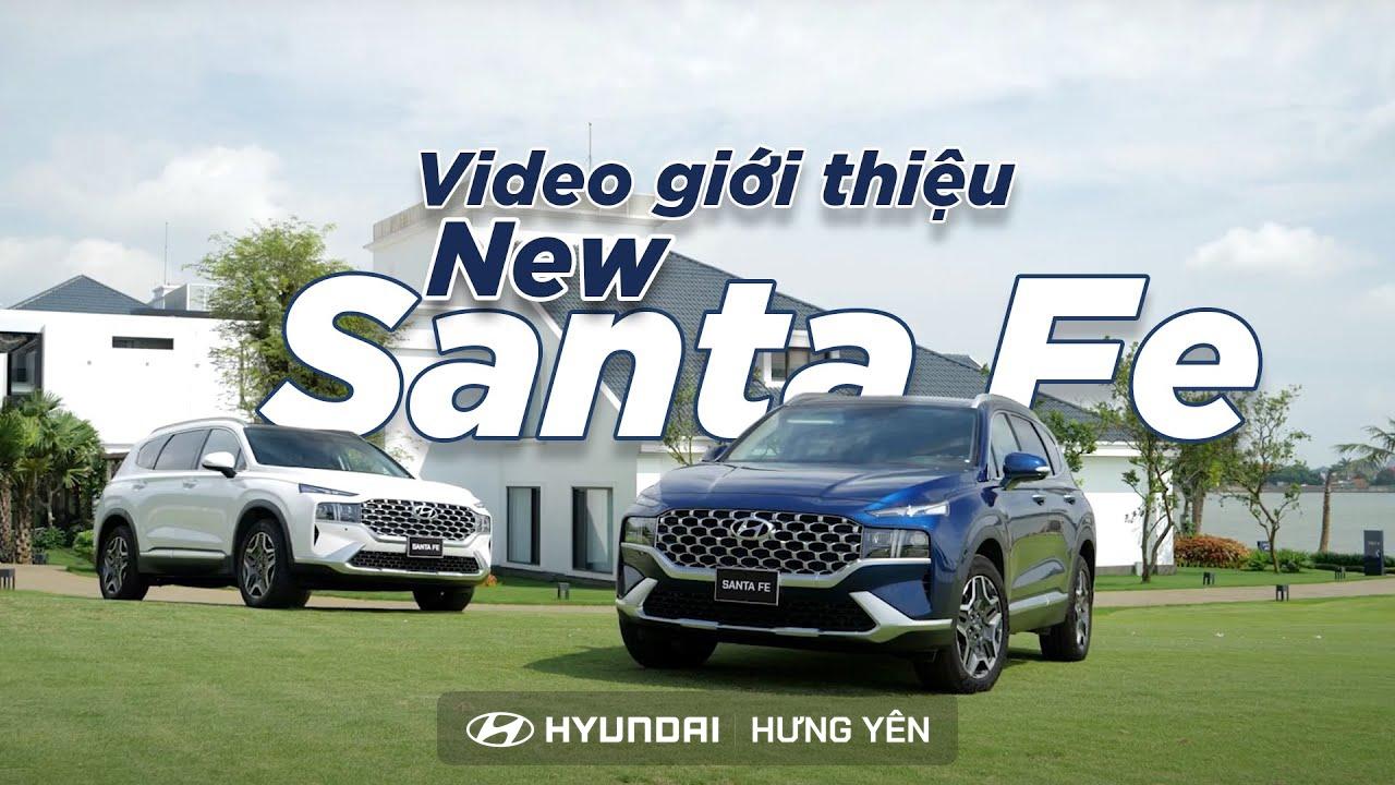 Hyundai Santa Fe 2021 chính thức ra mắt, giá từ 1,030 tỷ đồng